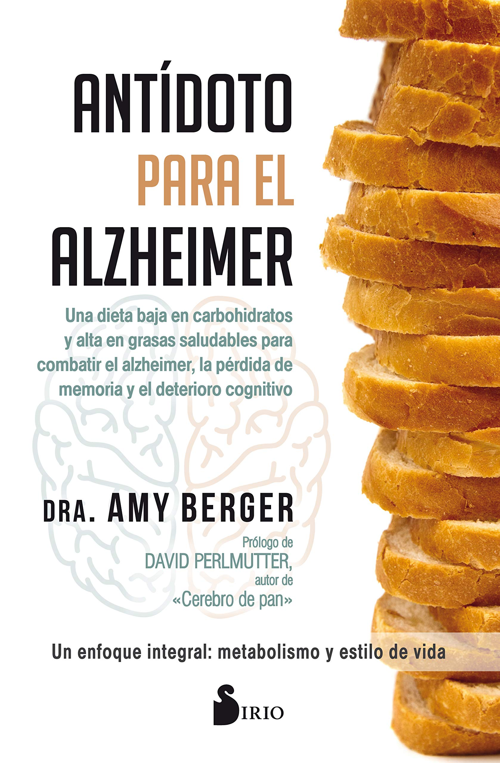 Antidoto para el Alzheimer (Spanish Edition): Amy Berger ...