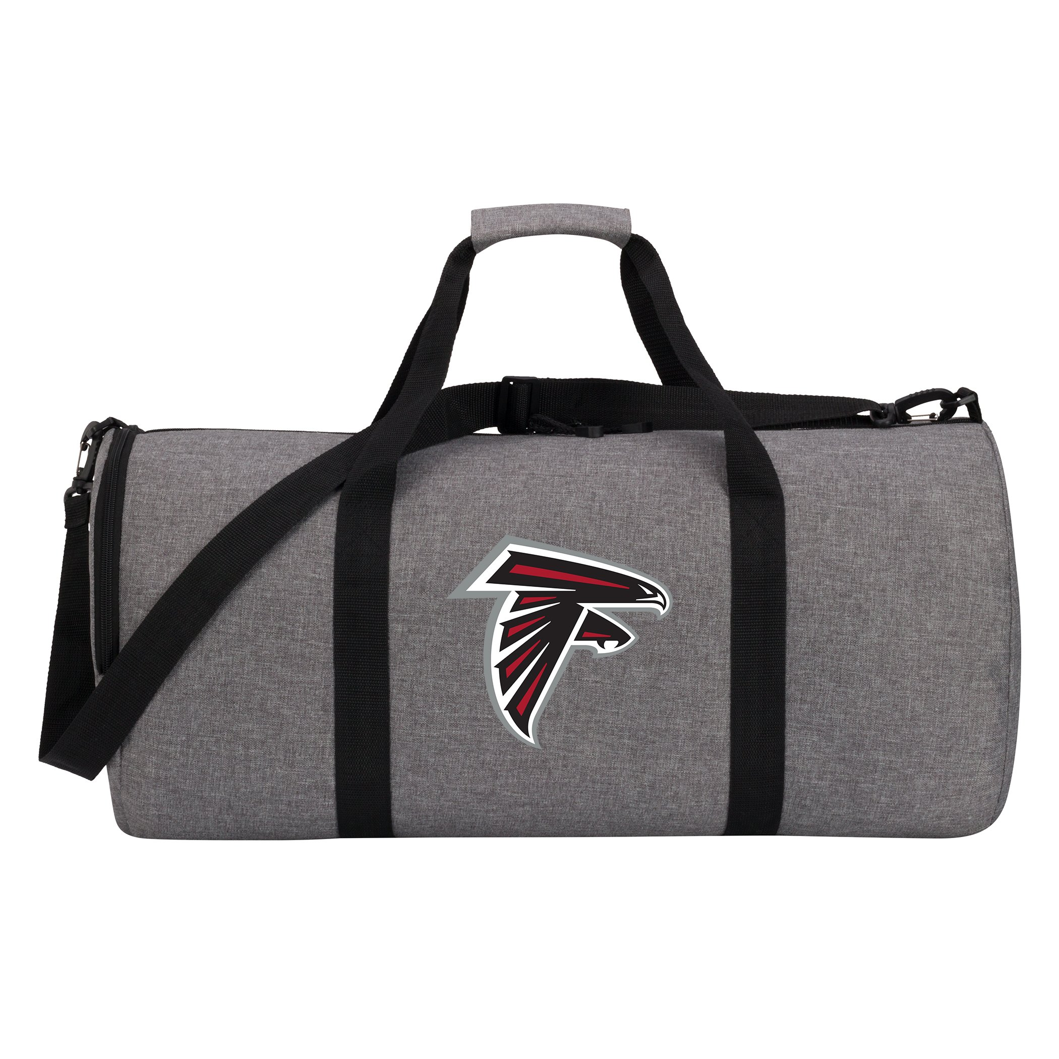 The Northwest Company NFL Atlanta Falcons Duffel Bag, One Size, Gray