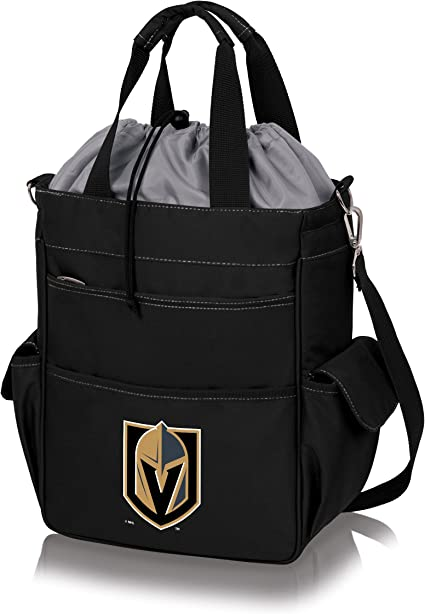 PICNIC TIME NHL Vegas Golden Knights Topanga Insulated Cooler Tote