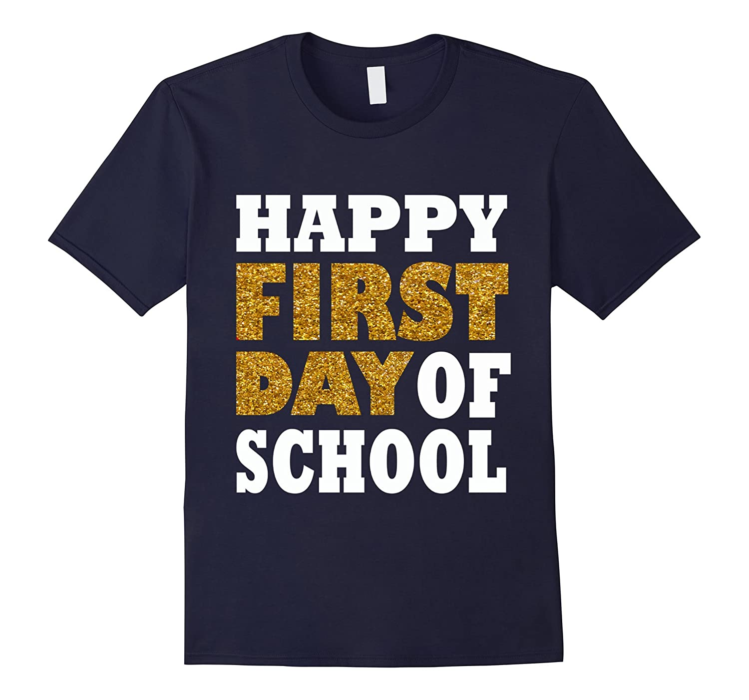 Happy First Week Of School T Shirts Gift For Teacher Student-Art