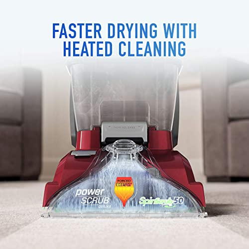 Hoover power scrub deluxe review
