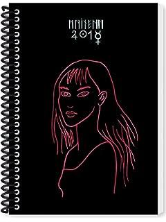 Maitena 2016 Agenda anillada - blanca (Spanish Edition ...