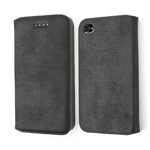 3 opinioni per Custodia iPhone 4S, Custodia iPhone 4, Coodio Premium Custodia in Pelle,
