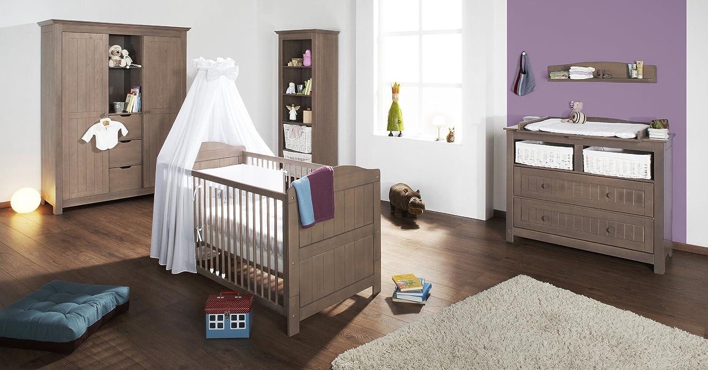 Pinolino 101651BG - Jelka Kinderzimmer groß, bestehend aus ...