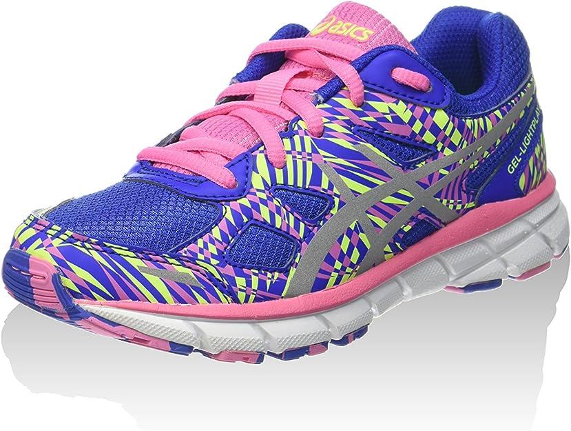 ASICS Gel lightplay 2 GS, Chaussures de Sport Mixte Enfant