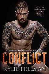 Conflict (Black Hearts MMA Book 2) Kindle Edition