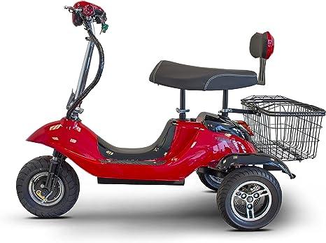 Amazon.com: E-Wheels EW-19 Sporty - Ruedas para bicicleta (3 ...