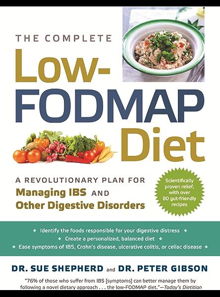 sue shepard and peter gibson low fodmap diet