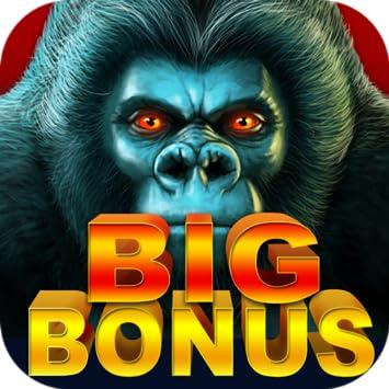 Amazon Com Free Vegas Slots Gorilla Slot Machine Games Play Las