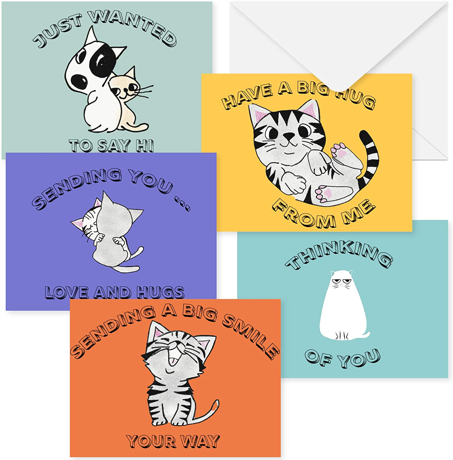 2 x 2 Mini Pet Paw On Heart Card  Little Note Cards  Square note cards  Kraft note cards  Pet lover  Pet Products Enclosure Set of 20