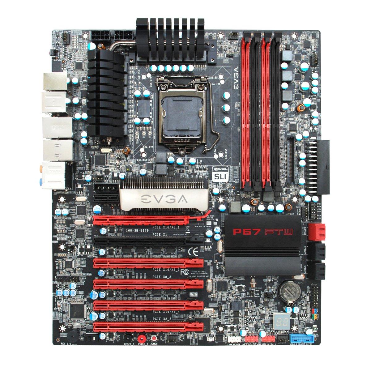 EVGA P67 SLI Marvell LAN Descargar Controlador