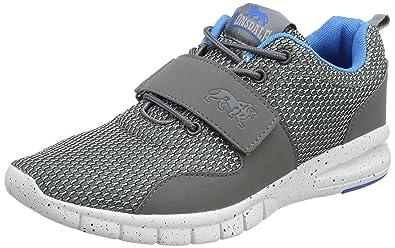 Peru, Chaussures Multisport Outdoor Homme, Noir (Black/Charcoal), 45 EULonsdale