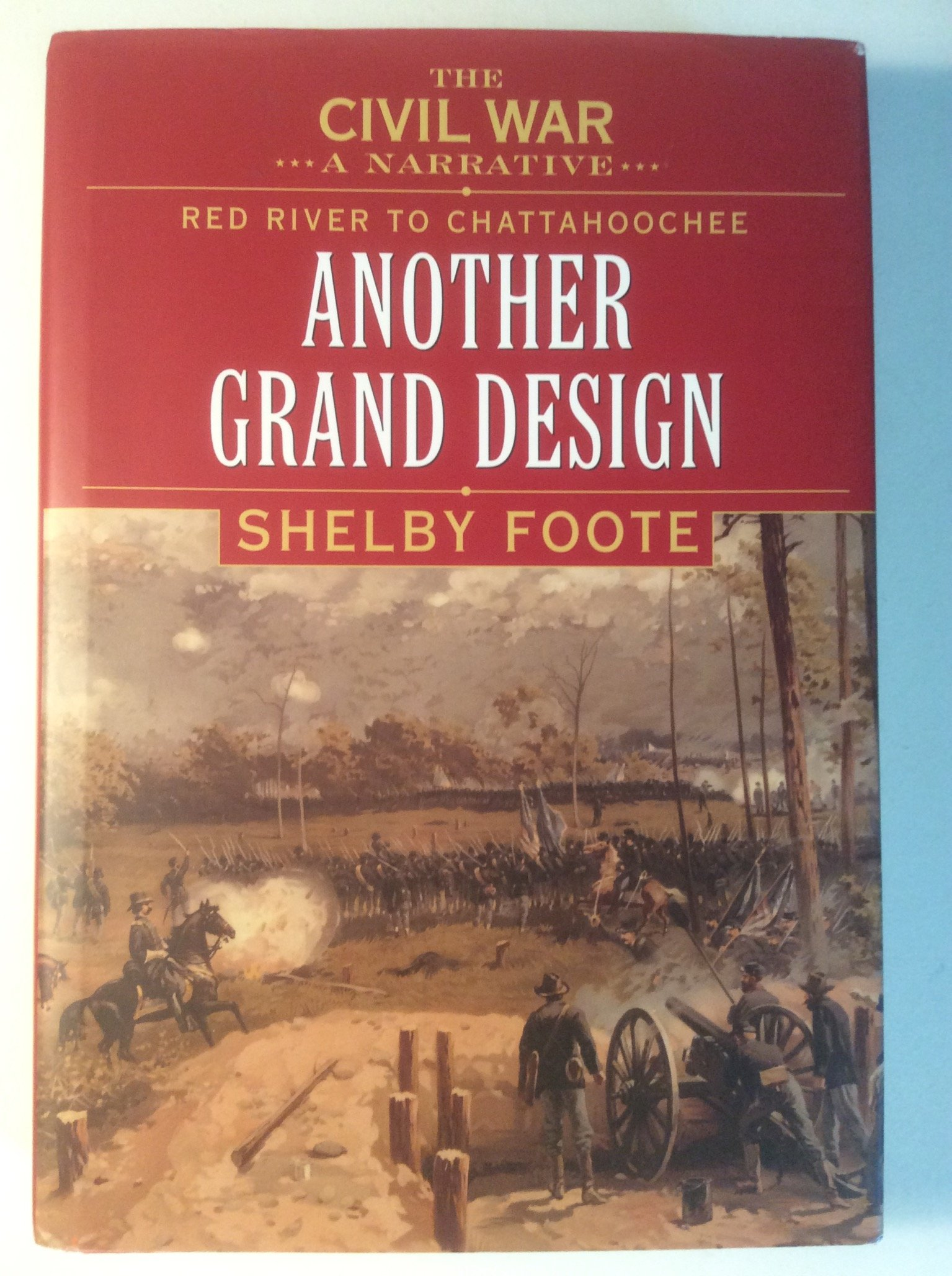 Red River to Chattahoochee: Another Grand Design: Shelby Foote:  9780307290298: Amazon.com: Books