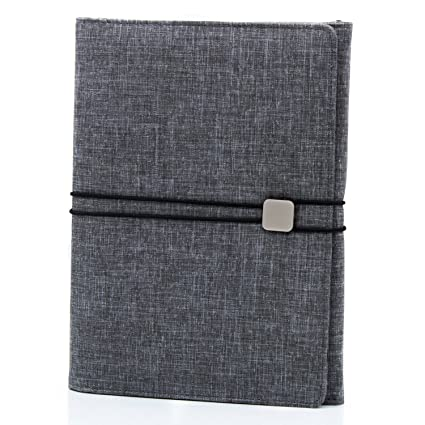 Amazon.com : JoyNote B5 Portfolio Folder Resume Pad Holders Document ...