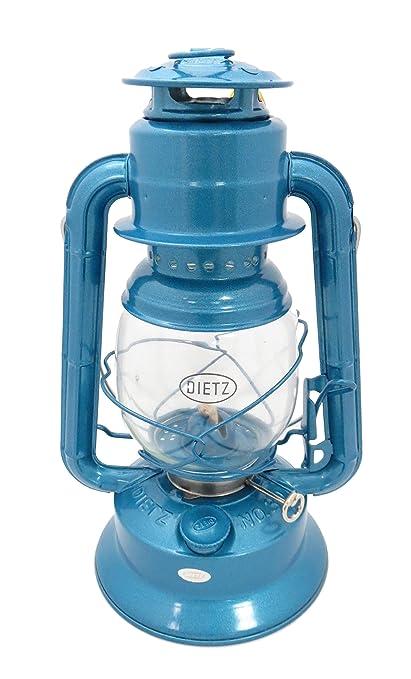 amazon com dietz 1 little wizard oil l burning lantern blue