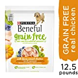 Purina Beneful Grain Free, Natural Dry Dog
