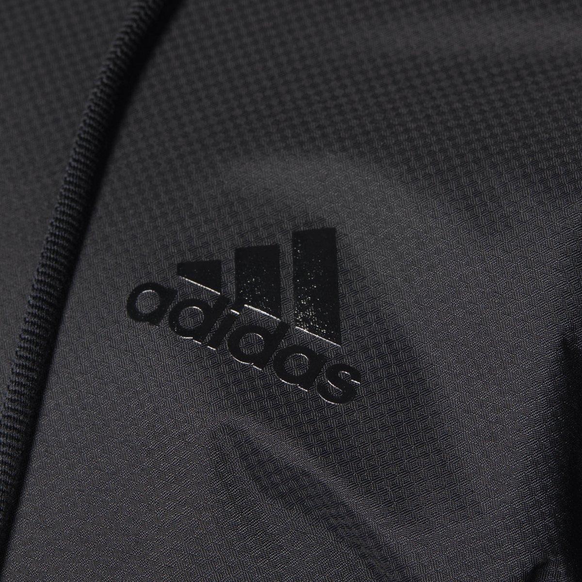Adidas Essentials (Big & Tall) Wind Jacket 3XLT Black by adidas