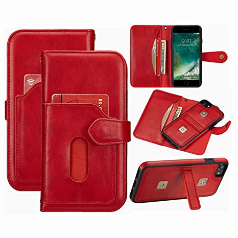 478972aa330a Hynice Iphone 8 Wallet Case, Iphone 7 Leather Purse 6S: Amazon.in ...