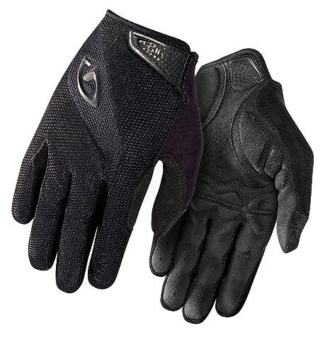 17024c5c44f Giro Bravo Gel LF Cycling Gloves - Men's Black Small