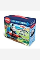 Get Rolling with Phonics (Thomas & Friends): 12 Step into Reading Books Paperback