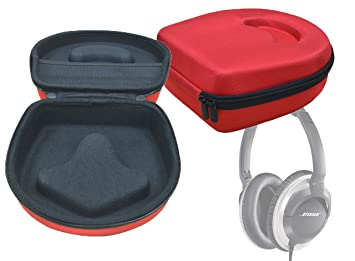 DURAGADGET Estuche/Carcasa para AudioMX Auriculares de Diadema inalámbricos | Sound Intone I65 | Bose SoundLink: Amazon.es: Electrónica