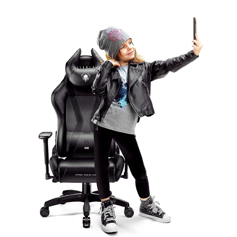 Wondrous Diablo X Horn Gaming Chair Office Desk 3D Armrests Ergonomic Beatyapartments Chair Design Images Beatyapartmentscom