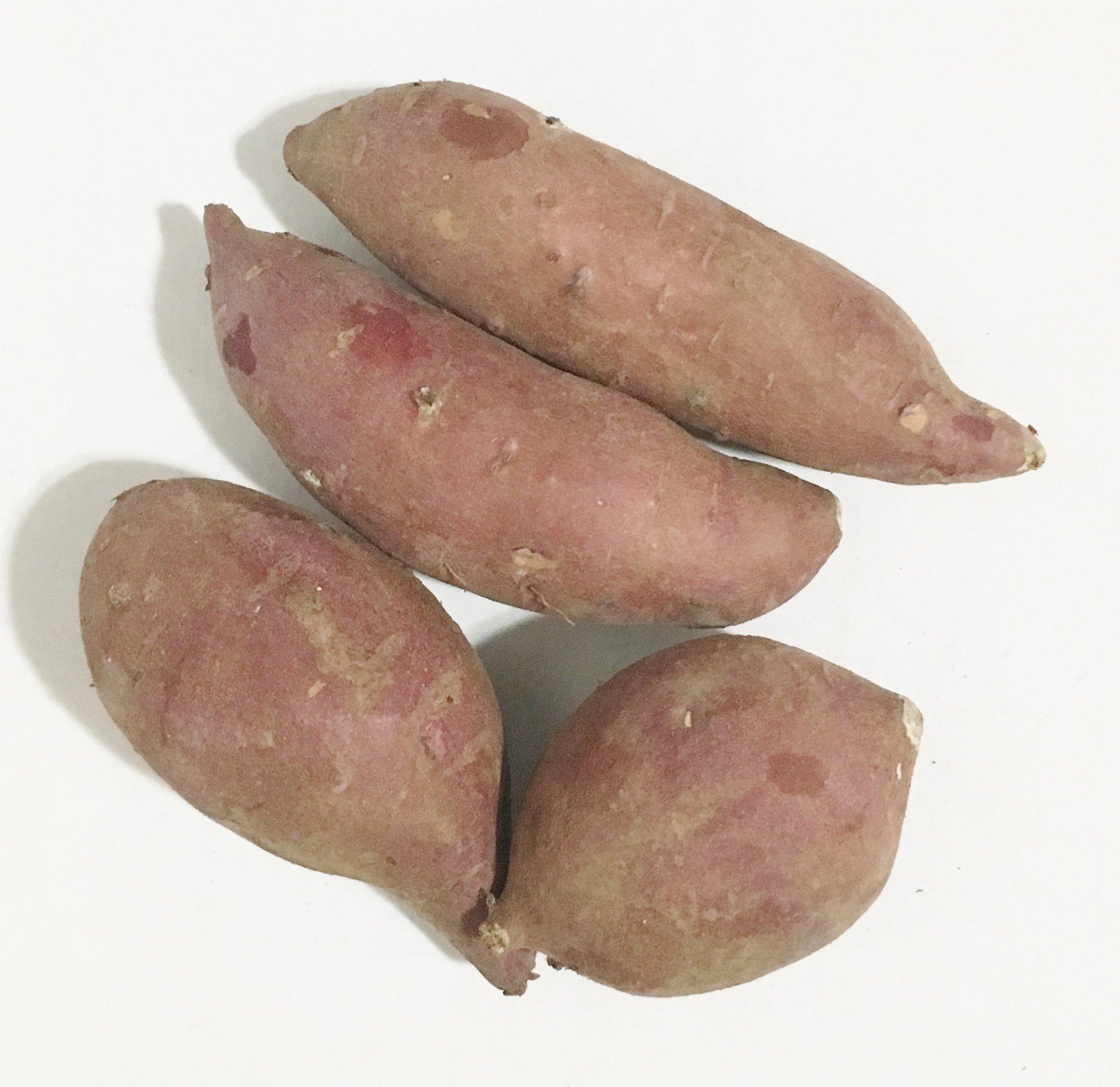 Amazon.com: Fresh Purple Sweet Potatoes-2LBS
