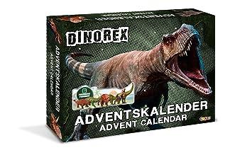 Dinorex Adventskalender CRAZE GmbH Craze 13823
