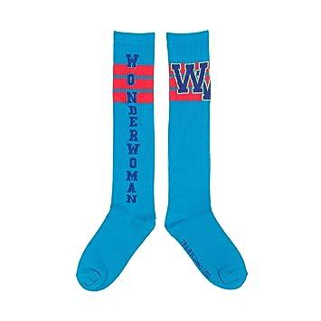 fff374fba DC Comics Wonder Woman Varsity Knee High Socks