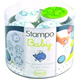Aladine - Stampo Baby, diseño animales marinos (ALBS03806)