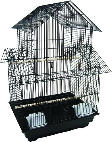 YML A5844 3 8 Bar Spacing Pagoda Small Bird Cage