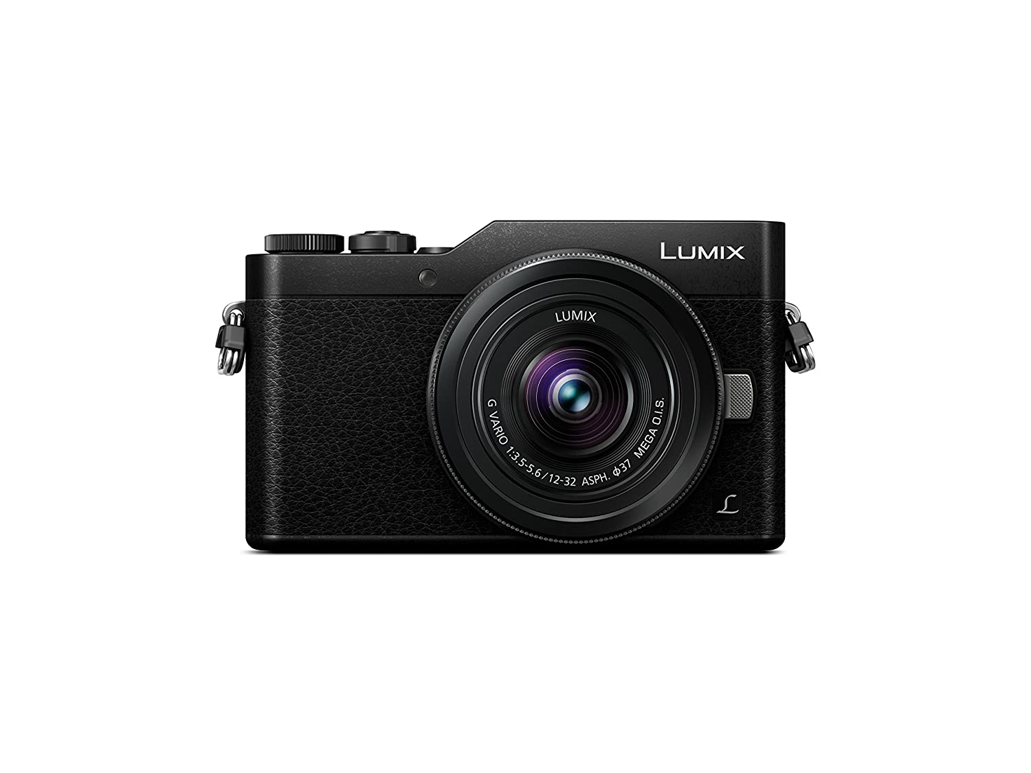 Amazon.com : PANASONIC LUMIX GX850 4K Mirrorless Camera with 12 ...
