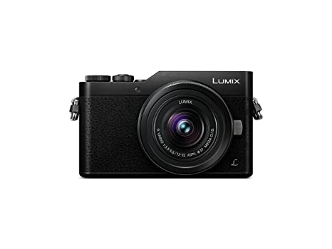 PANASONIC LUMIX GX850 4K Mirrorless Camera with 12-32mm MEGA O.I.S. Lens, 16 Megapixels, 3 Inch Touch LCD, DC-GX850KK (USA BLACK) Mirrorless System Cameras at amazon