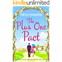 The Plus One Pact: A hilarious romantic comedy you won't be able to put down book cover