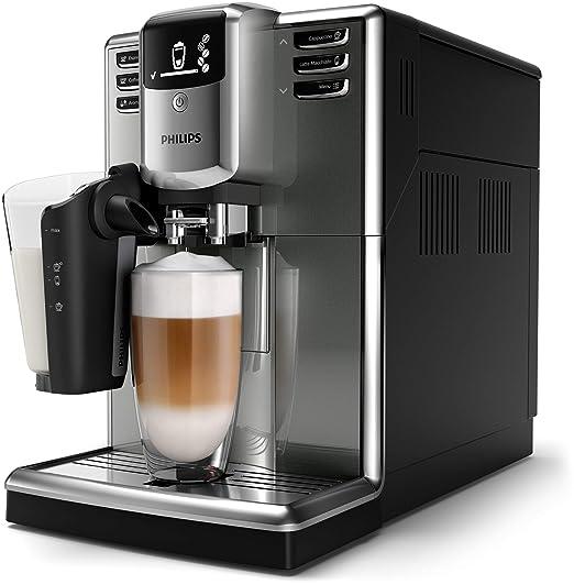 Philips 5000 series - Cafetera (Independiente, Máquina ...