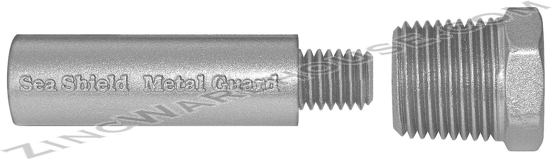 """E-0 Engine Anodes Pencil Zinc 3//8/""""x 1-3//4/"""""""