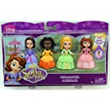 "Disney Sofia The First 3"" Figure 4-Pack - Princess Sofia, Ruby, Jade & Amber"