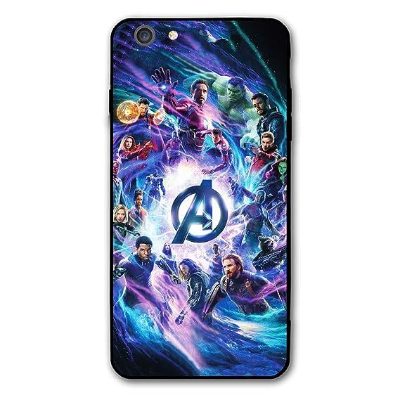 promo code 7de8e a286e Comics iPhone 6s Case iPhone 6 Case Full Body Protection Cover Case  (Avengers-mv)