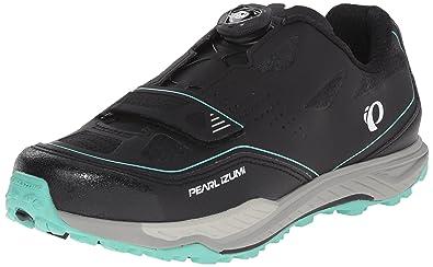 Pearl iZUMi Women s w x-alp Launch ii-w Cycling Shoe Black Shadow 63389700b5c