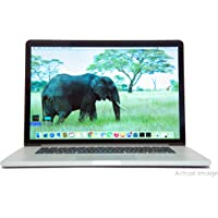 (Refurbished) Apple MacBook Pro Retina ME664LL/A 15.4-inch Laptop (3rd Gen Core-i7/16GB/512GB/Mac OS High Sierra/Integrated Graphics), Silver