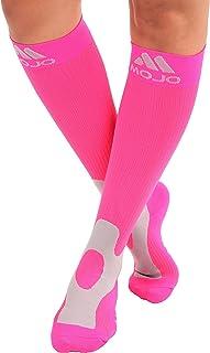 Mojo Chaussettes de Compression en matières Douces et matelassées pour Hommes et Femmes Mojo Compression socks