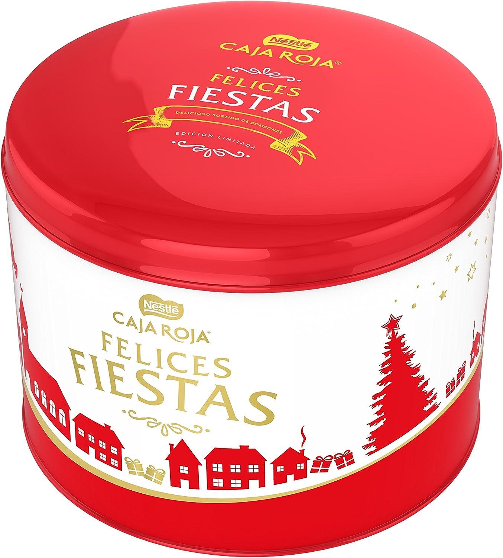 Nestlé Caja Roja - Bombones de Chocolate - 500 g: Amazon.es: Alimentación y bebidas