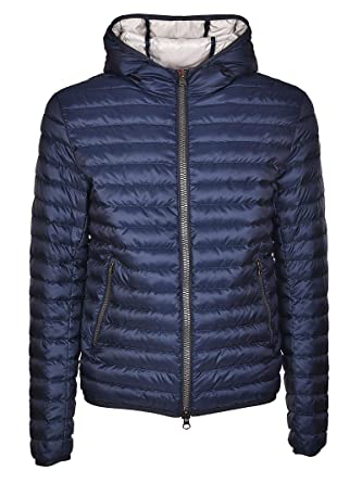 more photos 46d63 9a1b9 COLMAR Herren Daunenjacke 2019 mit Kapuze Blau: Amazon.de ...