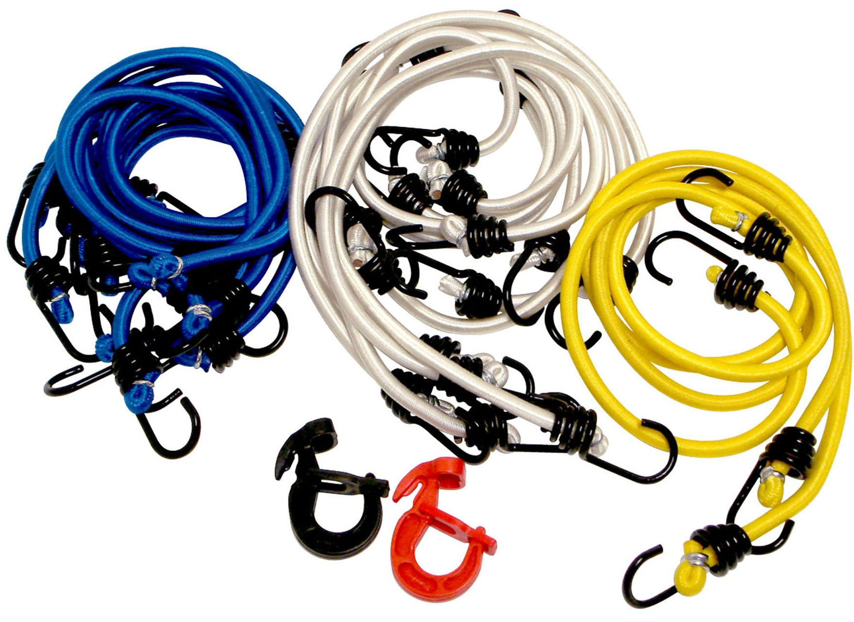 attwood 11712-7 18 Piece Bungee Cord Pack