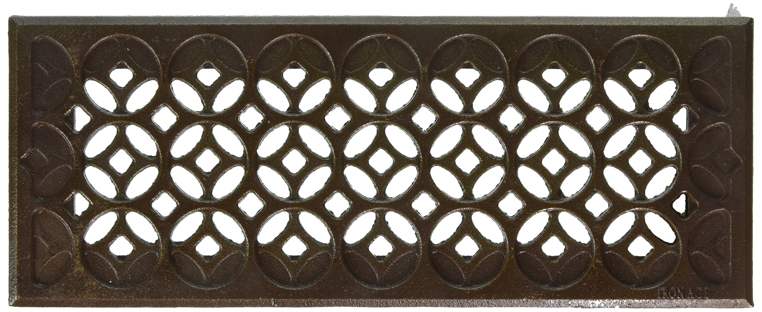 Iron Age Designs Interlaken Home Register Cover - Multiple sizes and finishes