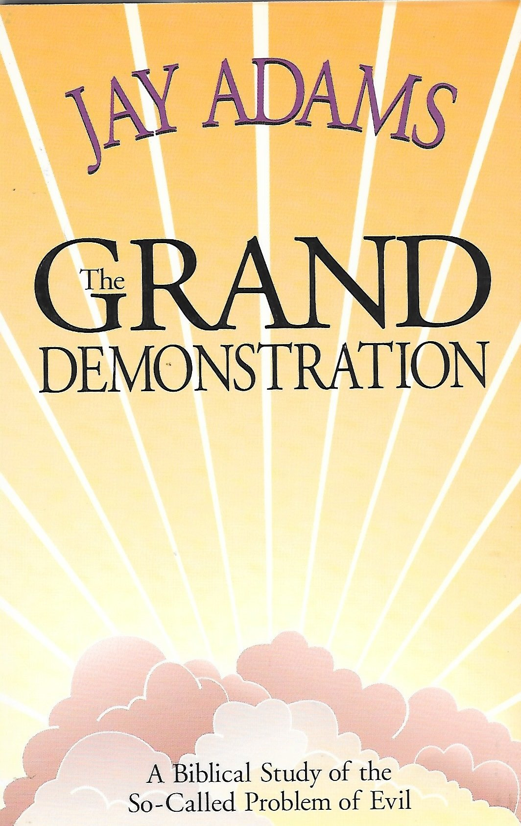 Read Online The Grand Demonstration pdf