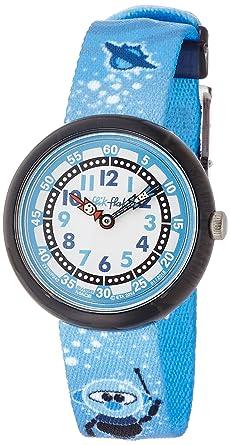 Armbanduhr kinder flik flak  Flik Flak Unisex Kinder-Armbanduhr FBNP040: Amazon.de: Uhren