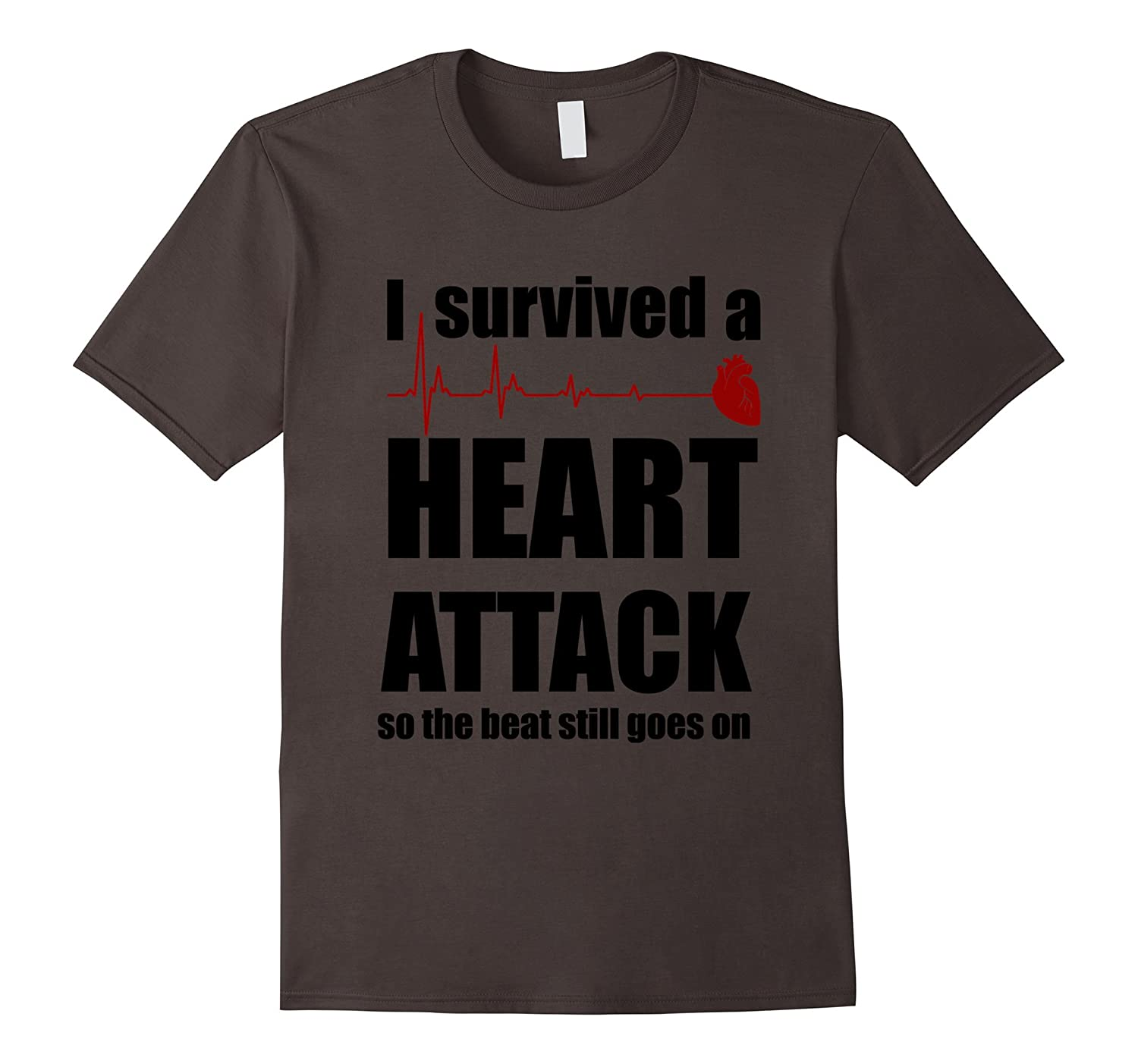I survived a Heart Attack Shirt-CL