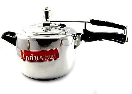 Indus Inner Lid Aluminium Pressure Cooker 2Ltr