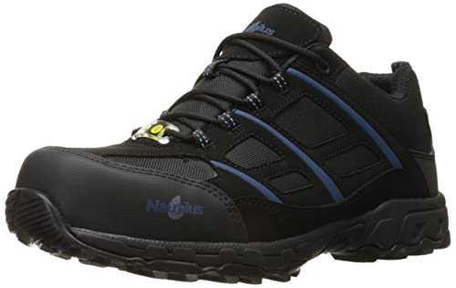 Amazon.com | Nautilus 1737 Nano Carbon Fiber Safety-Toe Lightweight ESD Safety Shoe | Shoes